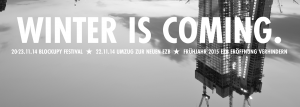 10.11.14 – Winter is coming…