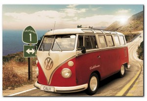 wandbild-premium-picture-vw-bus-groesse-90-x-60-cm-rot-7072486