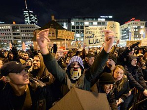 30.01.15 – Naziaufmarsch in der Innenstadt ist ein Skandal!